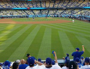 Dodgers Tickets Left Field Pavillion for Sale in DEVORE HGHTS, CA
