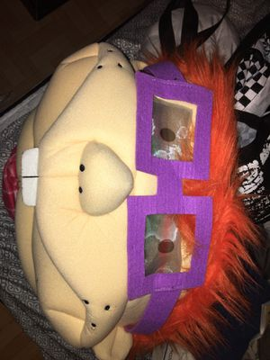 Rugrats Chuckie Mask for Sale in Providence, RI