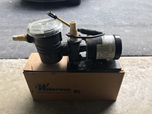 2 Pumps used for Pools, Spas, and Hot Tubs for Sale in Medford, MA