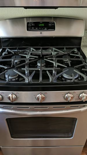 General Electric Gas Stove Oven for Sale in Mission Viejo, CA