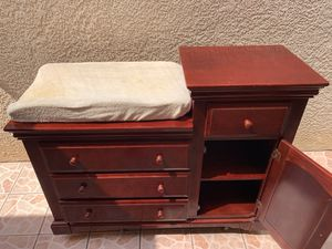 Baby changing table for Sale in East Los Angeles, CA