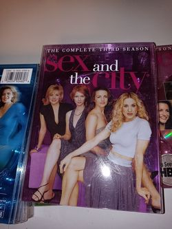 Set of Sex and the city series 6 series for Sale in Yakima,  WA