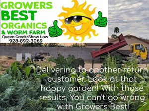 Organic Compost for Sale in Queen Creek, AZ