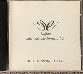Laffont Ediciones Electronicas S.A Jufre 83 Capital Federal Cuentos Classicos Infantiles CD for Sale in Chapel Hill,  NC