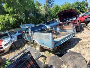 1976 chevy El camino for parts for Sale in Dallas, TX