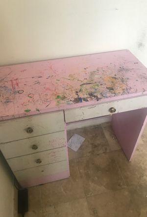 Kids desk -used for Sale in Chandler, AZ