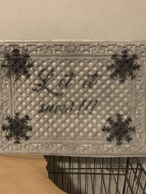 Door mat for Sale in Gaffney, SC