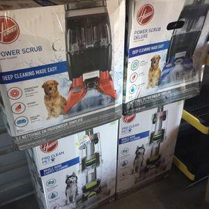 Hoover, Bissell, tineco a10 dash, dirt devil, bona, black & decker vacuums (Read Description) for Sale in Ontario, CA