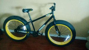 Mongoose brutus fat tie bike for Sale in Lakeside, CA