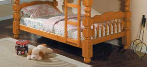 Wooden Bunk Bed, Wayfair for Sale in Fort Myers, FL