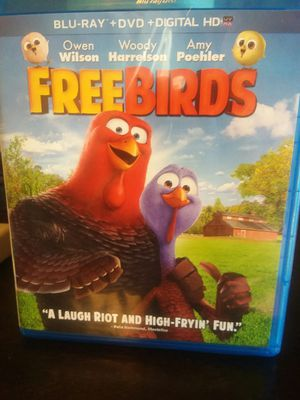 1 blu ray movie with case for Sale in Peoria, IL