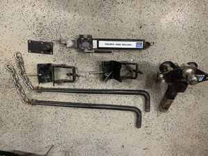 Reese 49903 Weight distribution hitch with sway bar for Sale in Big Rock, IL