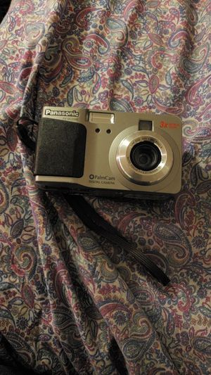 Panasonic camera for Sale in Brentwood, MD