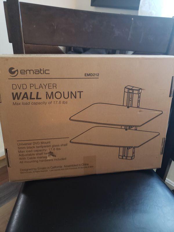 dvd wall mount