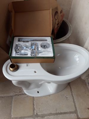 Two Brand New Commercial Toilets: Complete with all Hardware: in the box for Sale in Delray Beach, FL