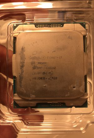 Intel i7 6850k for Sale in Sioux Falls, SD