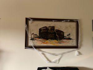 Coliseum painting for Sale in St. Petersburg, FL