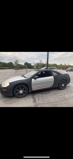 2002 Mitsubishi Eclipse GT 3.0L V6 for Sale in Fayetteville, GA