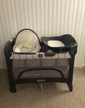 Graco Pack and play playpen for Sale in Stafford, VA