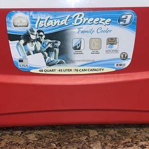 Island Brezze Cooler for Sale in Bellflower, CA