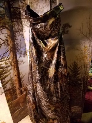 Camo wedding dress or prom dress by mossy oak for Sale in Franklin, NJ