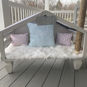 Cat Bed Small Dog Bed House for Sale in Merrimac, MA