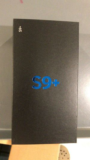 Samsung Galaxy S9+ 64 gb Unlocked for Sale in Queens, NY