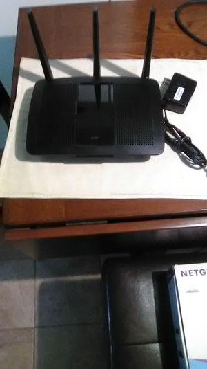 Linksys EA 7500 for Sale in Ocala, FL