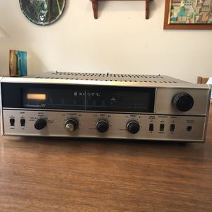 HH Scott 344 stereo master receiver for Sale in Chandler, AZ