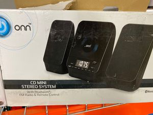New stereo system for Sale in Kent, WA