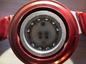 Tenzo racing steering wheel for Sale in Akeley, MN