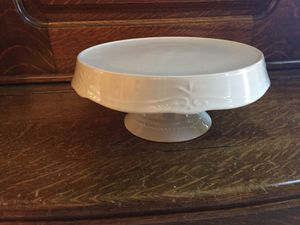 Southern living upside down cake plate for Sale in Fairfax Station, VA