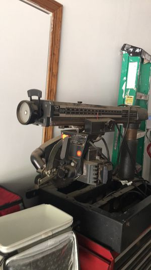 Sears craftsman 10in radial table saw $45 for Sale in Lincoln, NE