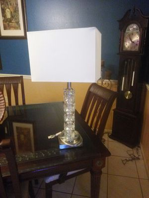 Lamp and End Table for Sale in Orlando, FL