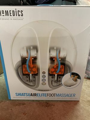Homedics foot massager for Sale in Vancouver, WA