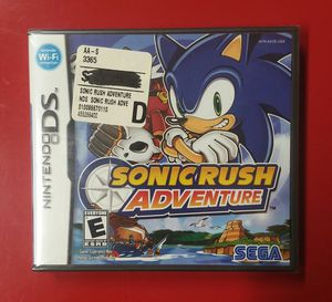 *NEW* DS Sonic Rush Adventure for Sale in Las Vegas, NV