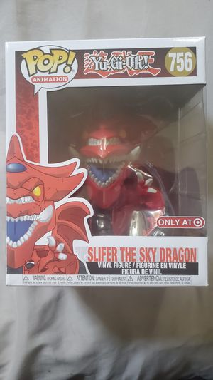 Slifer the sky dragon funko pop target yugioh for Sale in Los Angeles, CA