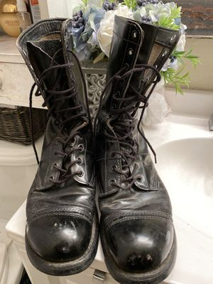 Corcoran quality jump black boots for Sale in Los Angeles, CA