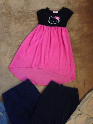 Hello kitty dress Size 6X for Sale in Federal Way, WA