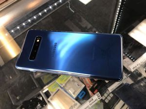 Samsung Galaxy S10 Plus 128gb Unlocked Excellent Condition for Sale in Raleigh, NC