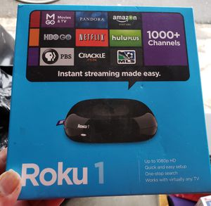 Roku 1 for Sale in Fox Island, WA