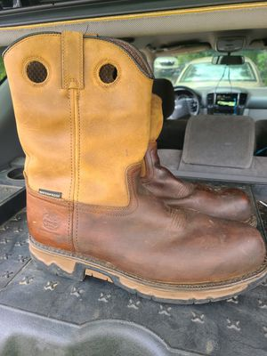 Mens Georgia work boots for Sale in Cleveland, TN