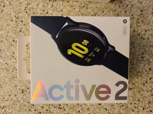 Samsung watch Active 2 BRAND NEW IN BOX for Sale in Tampa, FL