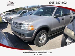 2003 Ford Explorer for Sale in Opa-locka, FL