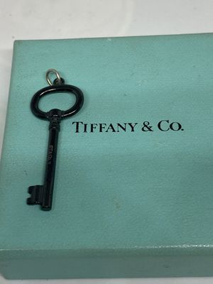 Authentic Tiffany & Co. Titanium key for Sale in Greenwich, CT