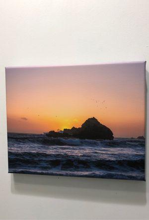 Big Sur canvas for Sale in Monterey, CA