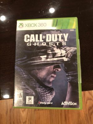 Call of duty ghost Xbox 360 game for Sale in Dallas, TX