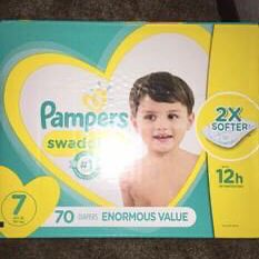 Diapers 7 for Sale in Windom, MN