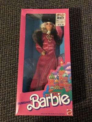 1989 Russian Barbie for Sale in La Vista, NE