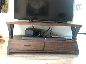 TV Stand with drawers - Super durable and great condition! for Sale in Wheat Ridge, CO